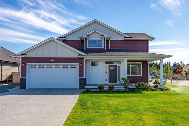 736 Sitka St, Campbell River, BC V9H 0E6 (MLS #882304) :: Call Victoria Home