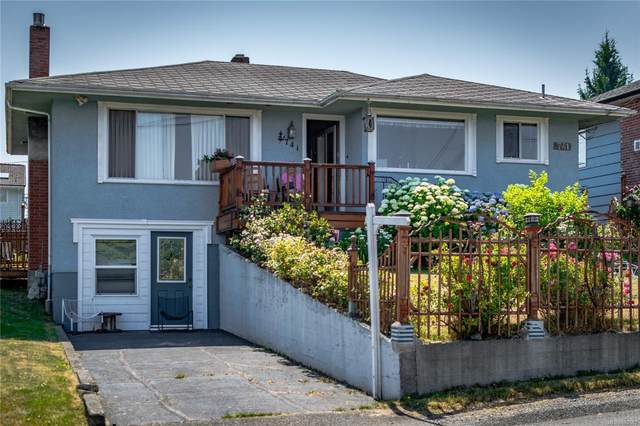 741 Chestnut St, Nanaimo, BC V9S 2L1 (MLS #882687) :: Pinnacle Homes Group