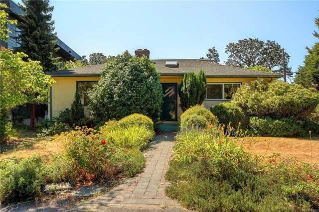 2501 Wootton Cres, Oak Bay, BC V8R 5M7 (MLS #882691) :: Pinnacle Homes Group