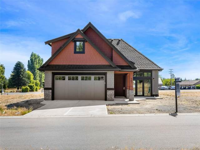 467 Cottage Dr, Qualicum Beach, BC V9K 2T3 (MLS #882725) :: Call Victoria Home