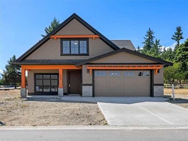 484 Cottage Dr, Qualicum Beach, BC V9K 2T3 (MLS #882835) :: Call Victoria Home