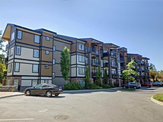 286 Wilfert Rd #404, View Royal, BC V9C 0H6 (MLS #882950) :: Pinnacle Homes Group