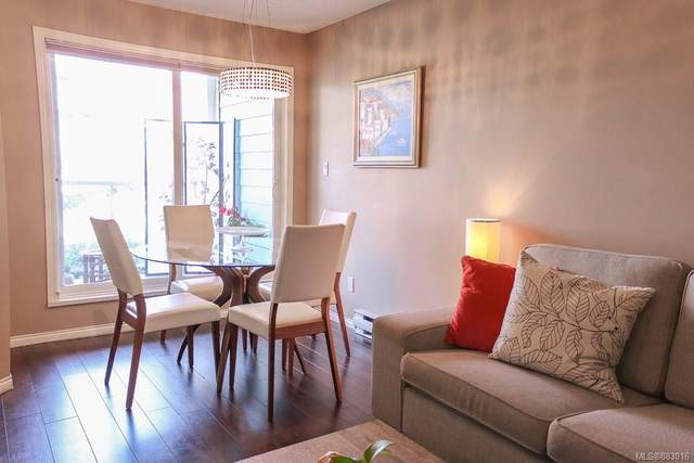649 Bay St #208, Victoria, BC V8T 5H8 (MLS #883016) :: Pinnacle Homes Group