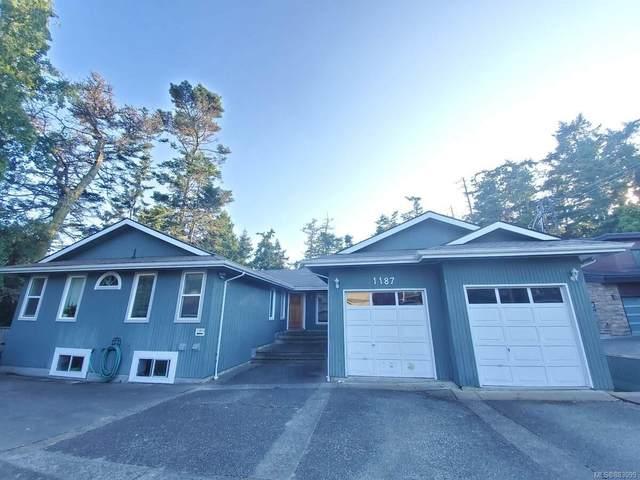 1187 Munro St, Esquimalt, BC V9A 5P5 (MLS #883099) :: Day Team Realty