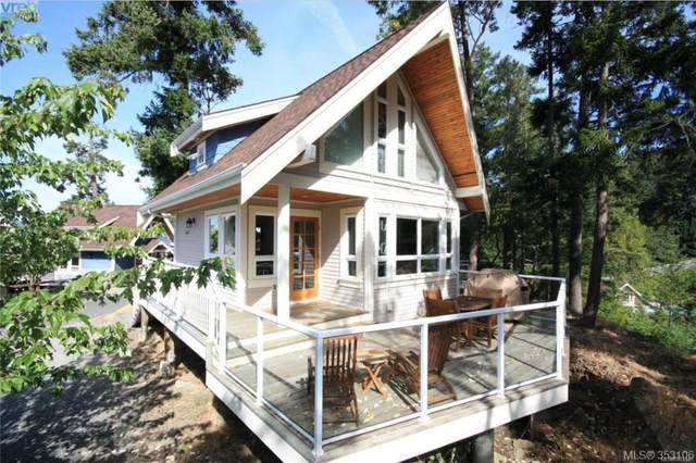2315 Mackinnon Rd 15D, Pender Island, BC V0N 2M1 (MLS #883345) :: Pinnacle Homes Group