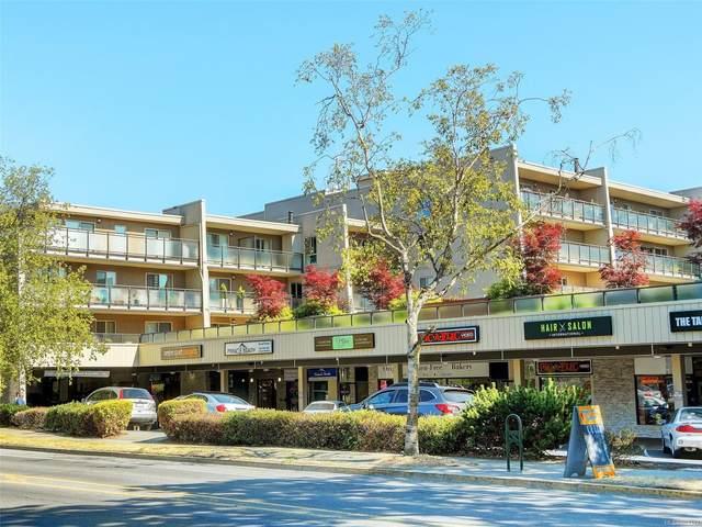 1545 Pandora Ave #214, Victoria, BC V8R 6R1 (MLS #883387) :: Pinnacle Homes Group