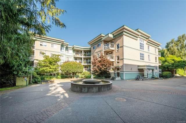 649 Bay St #405, Victoria, BC V8T 5H9 (MLS #883397) :: Pinnacle Homes Group