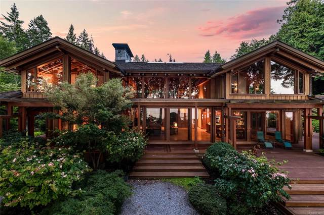 309 Sutil Point Rd, Cortes Island, BC V0P 1K0 (MLS #883416) :: Day Team Realty
