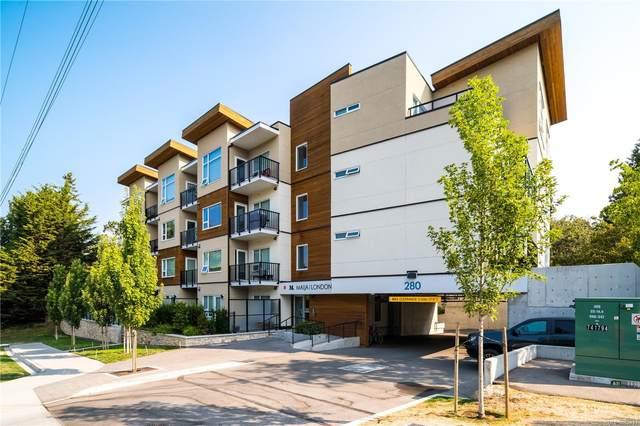 280 Island Hwy #107, View Royal, BC V9B 1G5 (MLS #883433) :: Pinnacle Homes Group