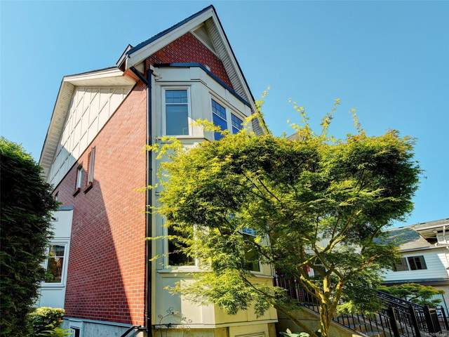 675 Superior St #21, Victoria, BC V8V 1V1 (MLS #883446) :: Pinnacle Homes Group