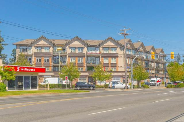 2220 Sooke Rd #407, Colwood, BC V9B 1W7 (MLS #883466) :: Pinnacle Homes Group