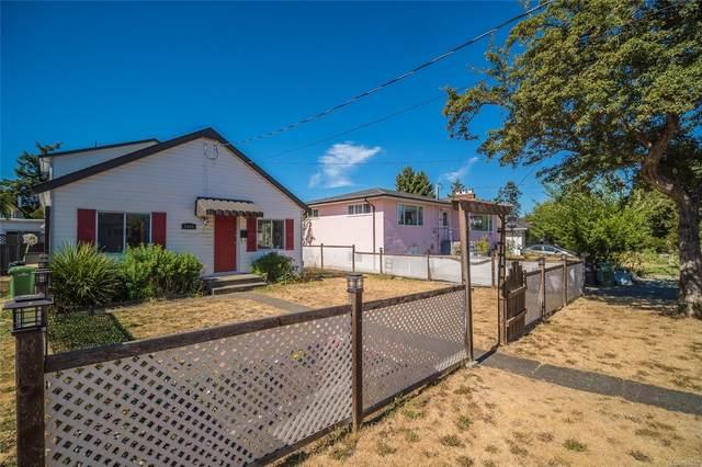 1450 Westall Ave, Victoria, BC V8T 2G5 (MLS #883523) :: Pinnacle Homes Group