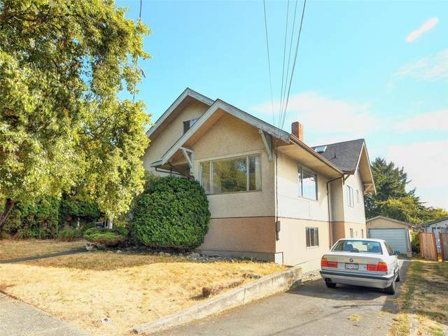 447 Stannard Ave S, Victoria, BC V8S 3M6 (MLS #885268) :: Day Team Realty