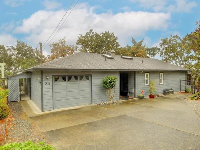 24 Quincy St, View Royal, BC V8Z 5E8 (MLS #885476) :: Pinnacle Homes Group