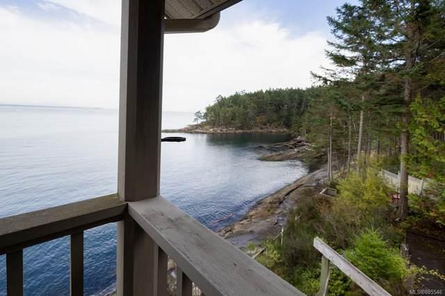 649 Edith Point Rd, Mayne Island, BC V0N 2J0 (MLS #885546) :: Pinnacle Homes Group