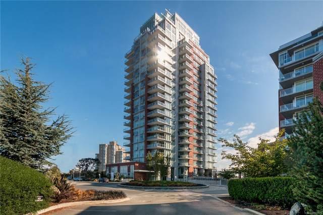 83 Saghalie Rd #1508, Victoria, BC V9A 0E7 (MLS #885579) :: Call Victoria Home