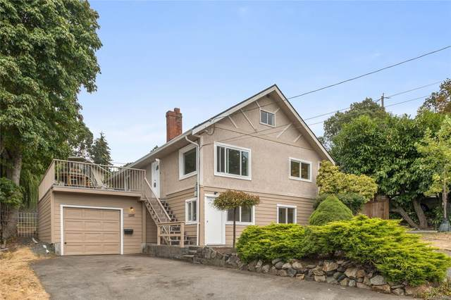 1258 Woodway Rd, Esquimalt, BC V9A 4W7 (MLS #885600) :: Day Team Realty