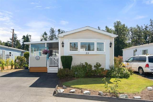 7701 Central Saanich Rd #50, Central Saanich, BC V8M 2B6 (MLS #885603) :: Day Team Realty