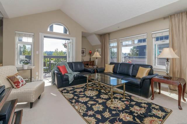 4490 Chatterton Way #320, Saanich, BC V8X 5H7 (MLS #885748) :: Day Team Realty