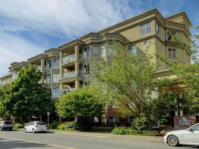 165 Kimta Rd #108, Victoria, BC V9A 7P1 (MLS #885753) :: Call Victoria Home