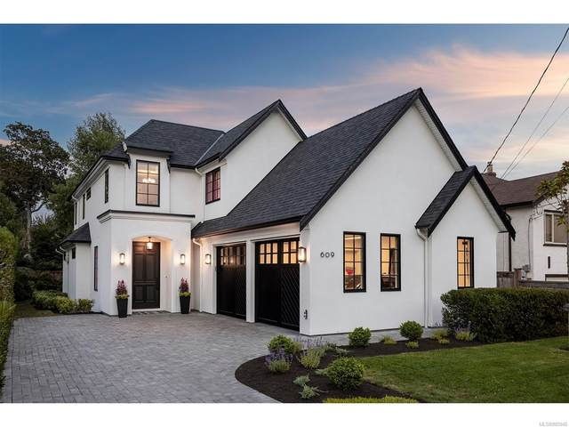 609 Oliver St, Oak Bay, BC V8S 4W2 (MLS #885945) :: Pinnacle Homes Group