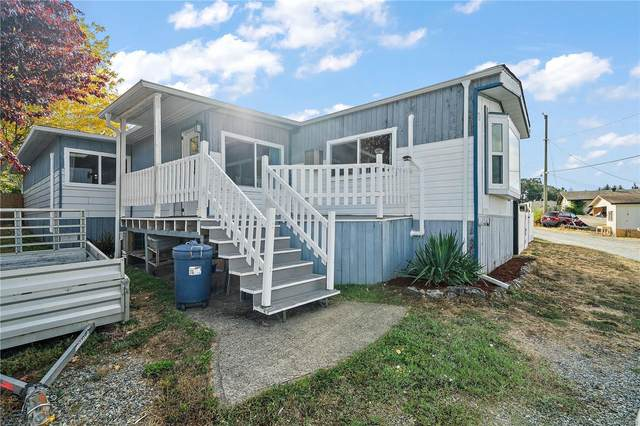 7390 West Saanich Rd #34, Central Saanich, BC V8M 1R9 (MLS #885948) :: Day Team Realty