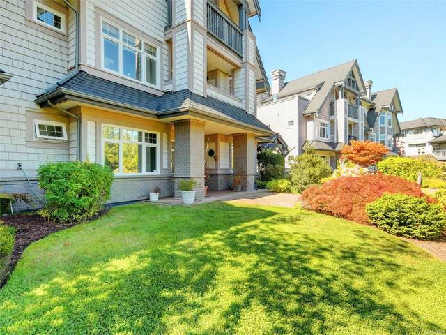 4490 Chatterton Way #127, Saanich, BC V8X 5H7 (MLS #885977) :: Day Team Realty