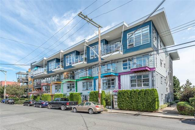 797 Tyee Rd #104, Victoria, BC V9A 7R4 (MLS #886129) :: Call Victoria Home