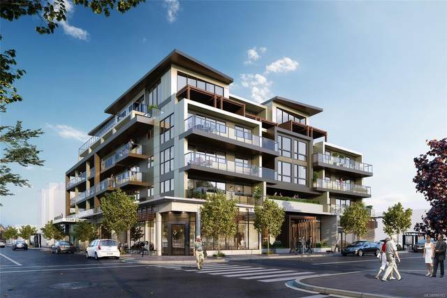 2461 Sidney Ave #201, Sidney, BC V8L 3A6 (MLS #886183) :: Call Victoria Home