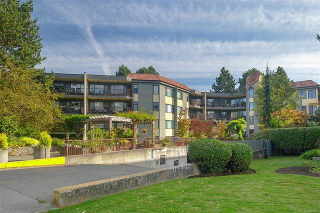 1149 Rockland Ave #312, Victoria, BC V8V 4T5 (MLS #886303) :: Pinnacle Homes Group