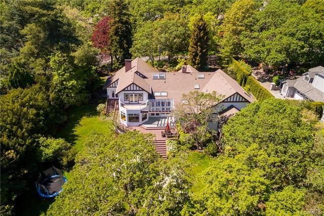 3275 Upper Terrace Rd, Oak Bay, BC V8R 6E5 (MLS #886309) :: Pinnacle Homes Group
