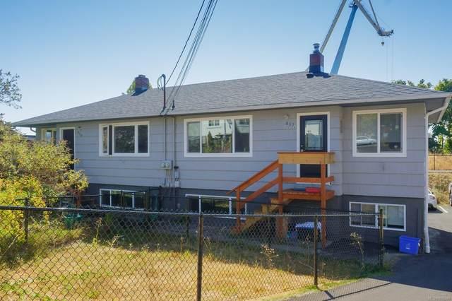 855 Admirals Rd, Esquimalt, BC V9A 2P1 (MLS #886348) :: Day Team Realty