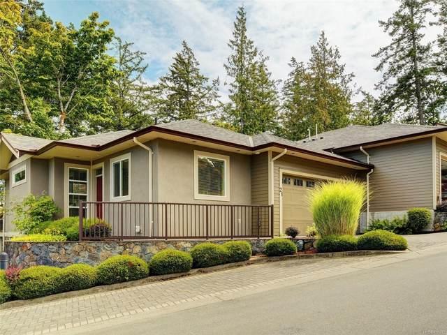 551 Bezanton Way #21, Colwood, BC V9C 0C5 (MLS #886372) :: Pinnacle Homes Group