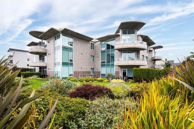 1284 Beach Dr #304, Oak Bay, BC V8S 2N3 (MLS #886417) :: Pinnacle Homes Group