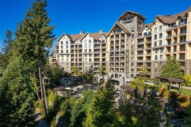1400 Lynburne Pl #808, Langford, BC V9B 0A4 (MLS #886432) :: Pinnacle Homes Group