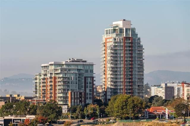 83 Saghalie Rd #1505, Victoria, BC V9A 0E7 (MLS #886469) :: Pinnacle Homes Group