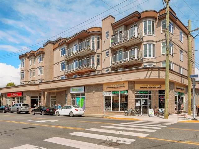 1258 Esquimalt Rd #206, Esquimalt, BC V9A 3P3 (MLS #886478) :: Day Team Realty