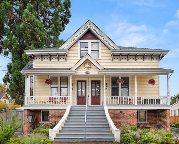 1731 Albert Ave #2, Victoria, BC V8R 1Y9 (MLS #886521) :: Day Team Realty