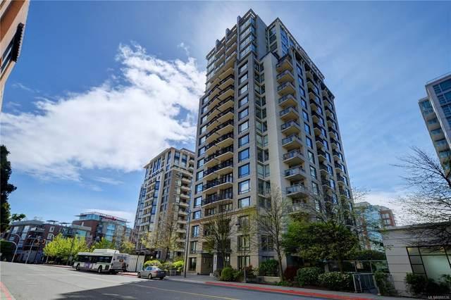 751 Fairfield Rd #603, Victoria, BC V8W 4A4 (MLS #886536) :: Call Victoria Home