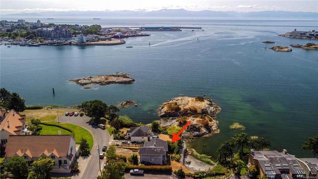 216 Robert St, Victoria, BC V9A 3Z2 (MLS #886539) :: Call Victoria Home