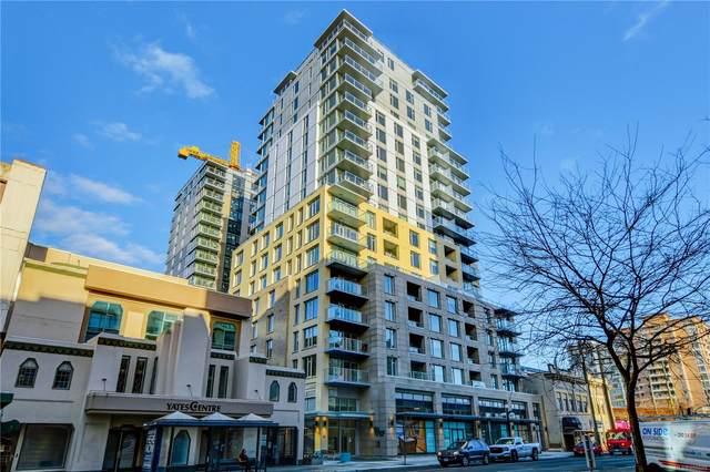 848 Yates St #706, Victoria, BC V8W 0G2 (MLS #886605) :: Pinnacle Homes Group