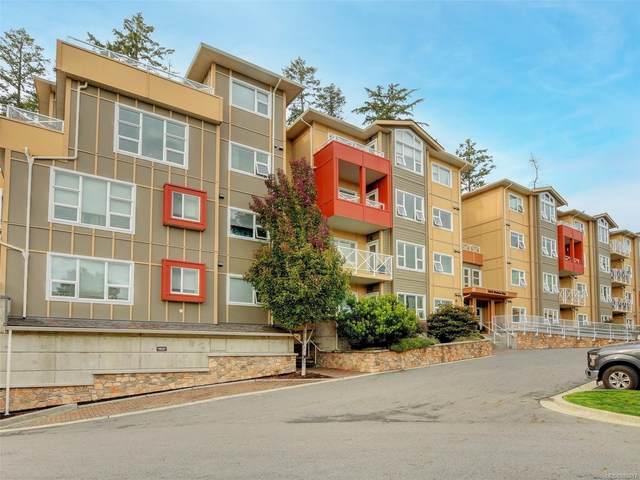 1900 Watkiss Way #111, View Royal, BC V9B 0S8 (MLS #886617) :: Pinnacle Homes Group