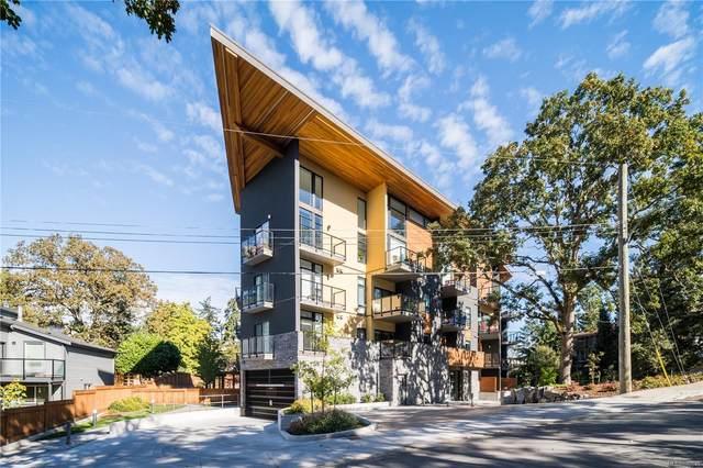 991 Mckenzie Ave #307, Saanich, BC V8X 0B5 (MLS #886645) :: Day Team Realty