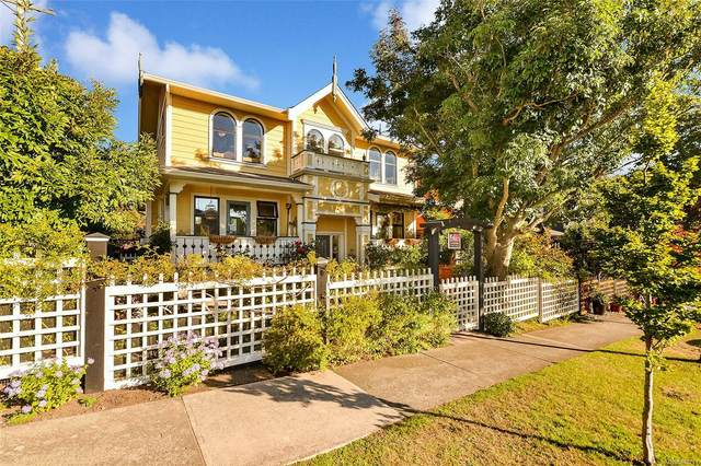 199 Olive St, Victoria, BC V8S 3H4 (MLS #886741) :: Day Team Realty