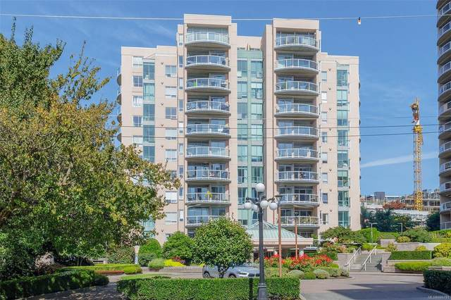 1010 View St Ph1102, Victoria, BC V8V 4Y3 (MLS #886791) :: Call Victoria Home