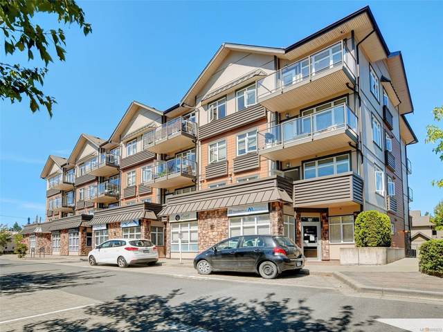 2220 Sooke Rd #307, Colwood, BC V9B 0G9 (MLS #886833) :: Day Team Realty