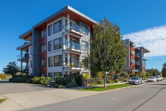 3811 Rowland Ave #107, Saanich, BC V8Z 0E1 (MLS #886880) :: Call Victoria Home