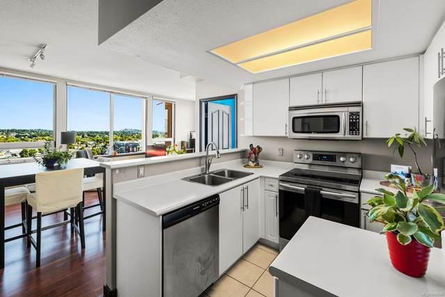 930 Yates St #1601, Victoria, BC V8V 3M2 (MLS #886898) :: Pinnacle Homes Group