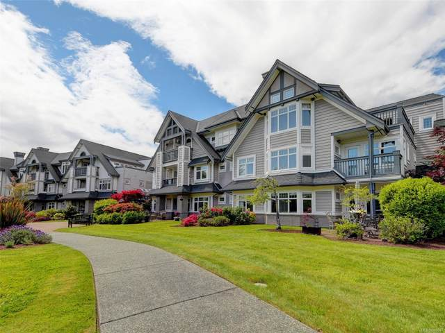 4490 Chatterton Way #217, Saanich, BC V8X 5H7 (MLS #886947) :: Day Team Realty