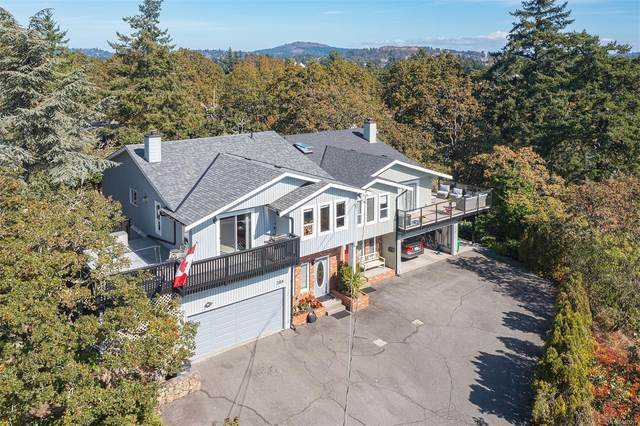 389 Montcalm Ave, Saanich, BC V8Z 6R3 (MLS #886997) :: Day Team Realty